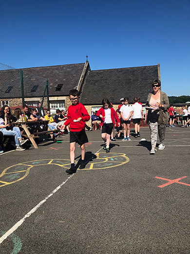 physical education for schools in derbyshire